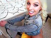 Banging Britney Amber's Big Ass