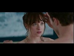 Dakota Johnson sex scenes from Fifty Shades of Grey