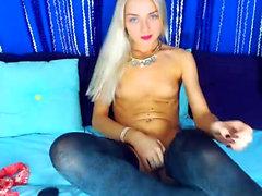 Teen Socken masturbieren Webcam