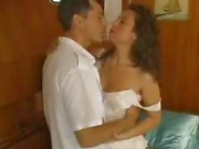Harter Pornofilm Gebracht in einer Yacht