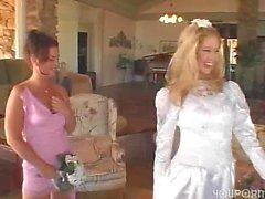Xvideos-alt87 - Braut Bräutigam und Trauzeugin beitreten für etwas Sex
