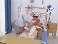 Nurse fucking a patient