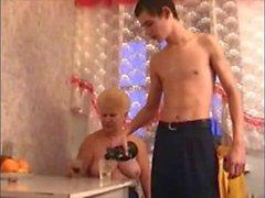 Äiti poika russian 1