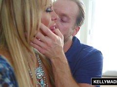 Келли Мэдисон - голубой женское белье Искушение