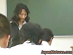 Natsumi Kitahara kont likt haar man part3