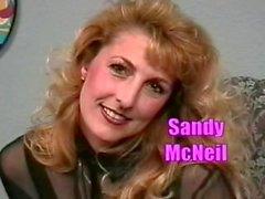 Sandy McNeil Gives an Office Blowjob