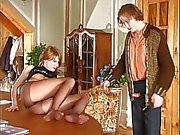 pantyhose sex 36