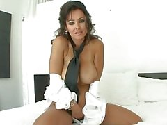 Milf Lisa Ann Anal Sex