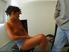 Luscious Latina gets her pussy shagged