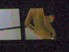 window voyeur di 10 tette stupefacente