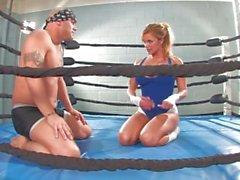 Shyla Stylez MMA Ausbildung und Ficken