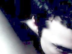 Vampirs Twink jugendlich gegenseitig zum Blasen