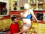 Chubby Teen With Big Boobs N Bel...