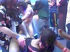 Party whore suck and bang