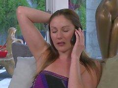 Deuxma und Elexis Monroe lecken einige Pussy