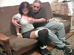 Cali Logan Tape Gagged & Gebunden