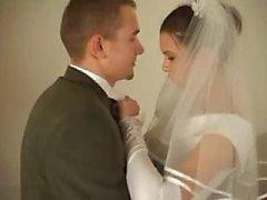 Alexandra e André - swingers casamento russo