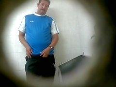 Umumi tuvalette Str8 ajan baba
