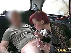 She cant do anything but to give me a blowjob