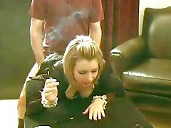 Fumaça Lexi Enquanto pe