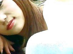 Sevimli Çinli Girls013