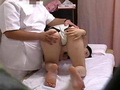 Asiatisch Versteckt Kamera Massage