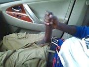 роговые чужд Wank чудовище петух в моей машине