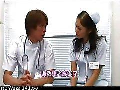 vakiintuneen operaattorin sairaanhoitajia