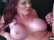 Redhead beauty gets the dick she needs
