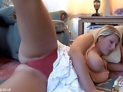 Panty stretching