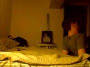 Cámara oculta de mi hermano mayor Sneeking en mi dormitorio