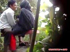 BanglaDeshi Garçons et Filles Sex in Park
