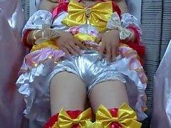 Japonya Cosplay çapraz dresse110