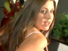 Érica Campbell - Negro liras italianas Chica
