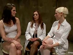 Doctor Francesca Le gets abused at a Mental hospital
