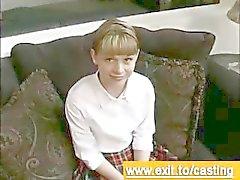 Responsabile casting Porno in Colloquio Cutie Violet