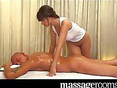 Doğal masseuse tam bir hizmet