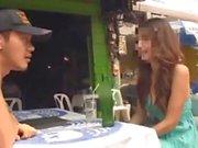 HUSR-056 Транссексуал Powerhouse Таиланд Земля улыбок Cop