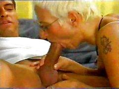 Tedesco di sesso di gruppo porno