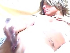 Masturbate With A Toy