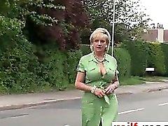 Vi Awaite sulla Milf incontro - impertinente English La moglie Her