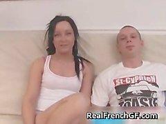 Novia francés Wild da Chupada descuidados parte2