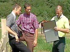 Dicklovers - orgioissa 4 maanviljelijä