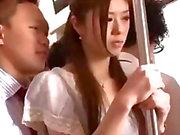 Krankenschwester in einem Zug mit Die Perverts Teil: 1