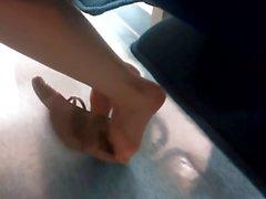 Jugendlich Shoeplay 002