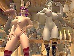 Warcraft Häschen in HD