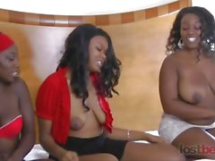 Strip Memory with Amani, Tiana, and Alicia p1
