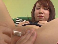Asyalı milf Sakura Ooba çılgın xxx POV seks