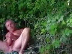 cruising...horny forest daddies