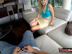 Hot Teen POV und Cumshot